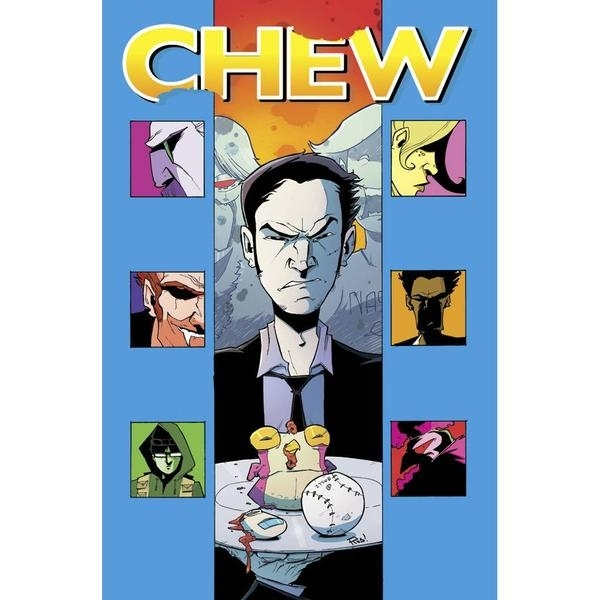 Chew Smorgasbord Edition Volume 2 Hardcover