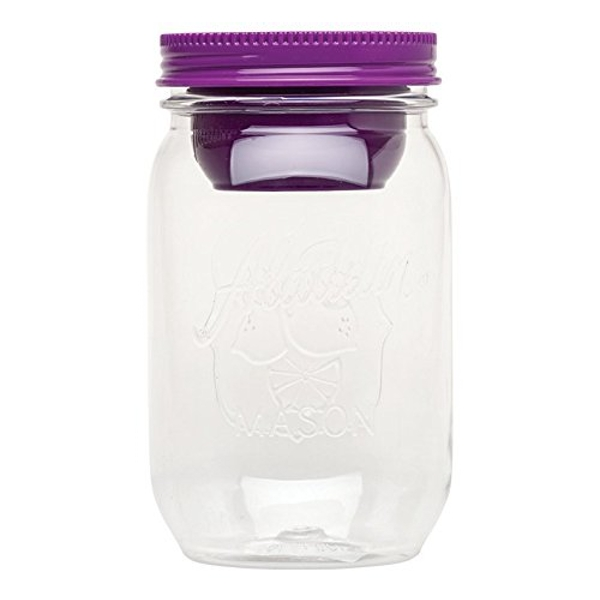Aladdin Classic Mason Salad Jar 1l Berry 365gamescouk