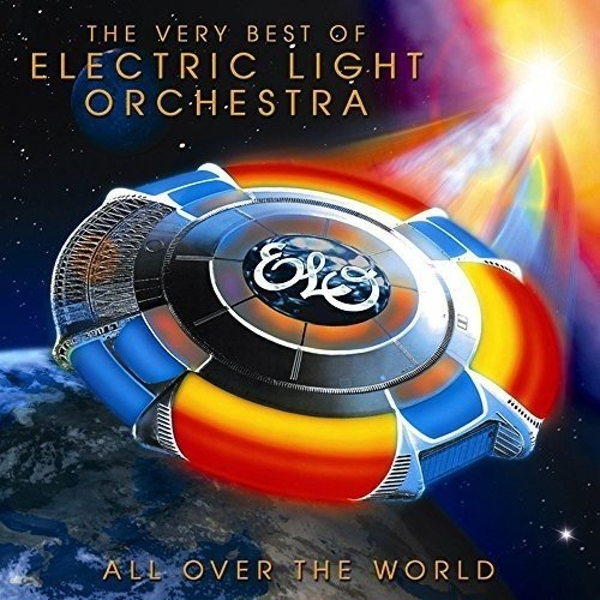 Elo - All Over The World - The Very Best Of Vinyl