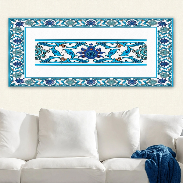YTY252002581_50120 Multicolor Decorative Canvas Painting