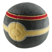 Pokemon Luxury Poke Ball Plush