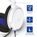 4Gamers Licensed PRO4-50s Stereo Gaming Headset White For PS4/PS5 - Image 2