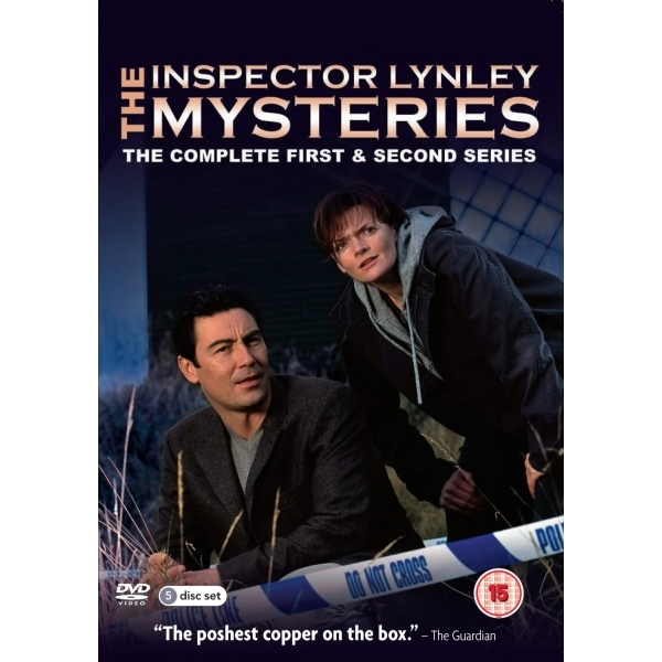 The Inspector Lynley Mysteries Series 1 & 2 DVD