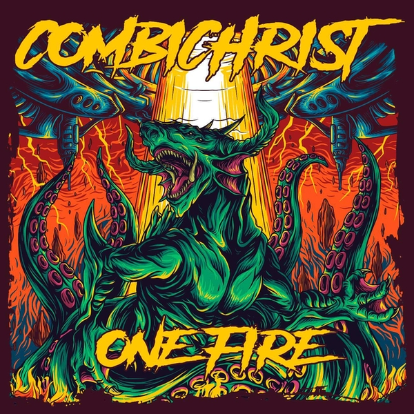 Combichrist - One Fire (Earthling Edition) Vinyl