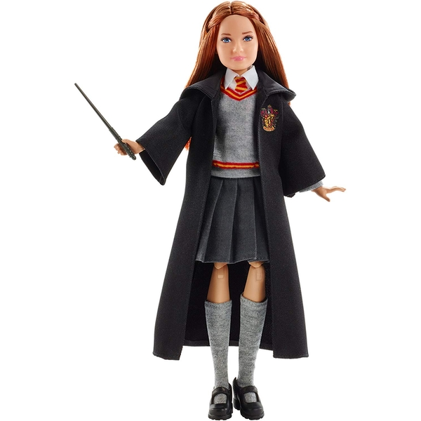 Harry Potter Chamber of Secrets Ginny Weasley Doll - Image 1