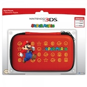 Super Mario Hard Pouch 3DS