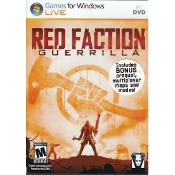 Red Faction Guerilla Game PC