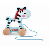 Fisher Price Zebra On Wheels