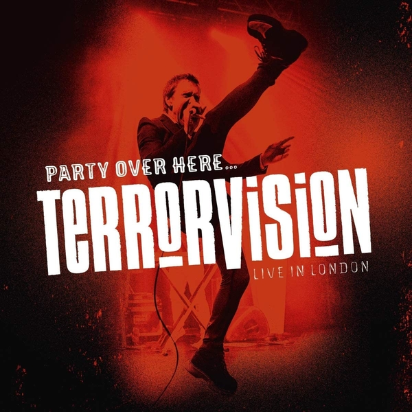 Terrorvision - Party Over Here... Live In London Vinyl