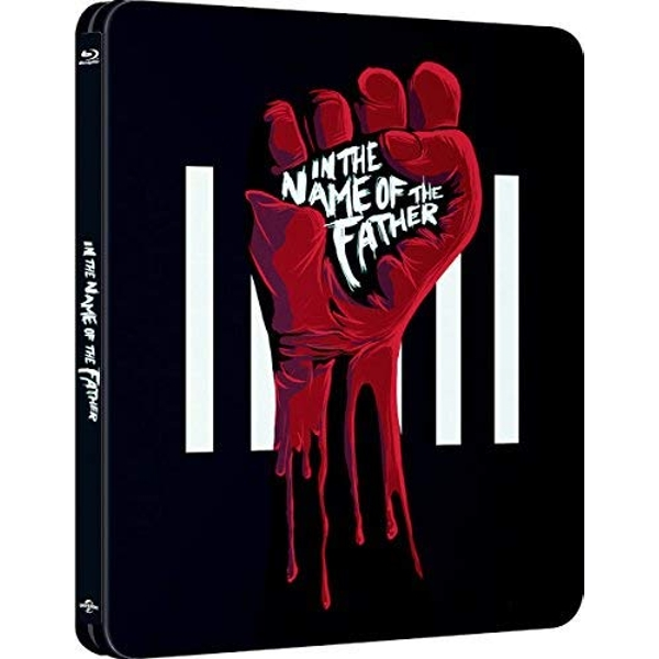 In The Name Of The Father Steelbook Blu-Ray