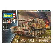 Sd.Kfz.184 Tank Hunter ELEFANT 1:35 Revell Model Kit