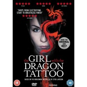 The Girl With The Dragon Tattoo 2009 DVD