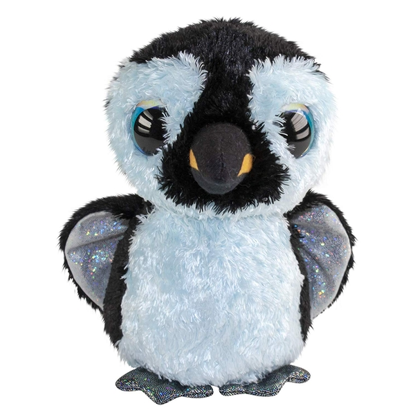 Lumo Stars Penguin Ping 24cm Soft Toy