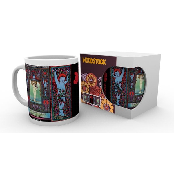 Woodstock - Byrd Wallkill Mug Gift Set