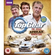Top Gear The Great African Adventure Blu-ray