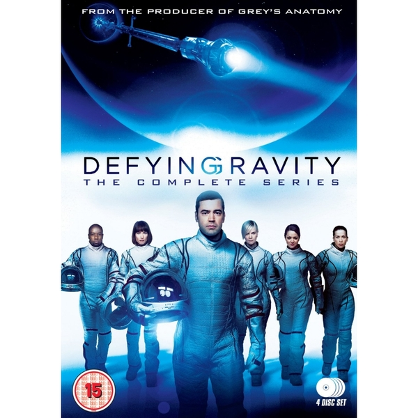 Defying Gravity The Complete Series DVD