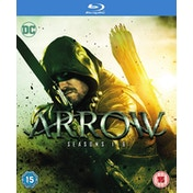 Arrow Series 1-6 Blu-ray