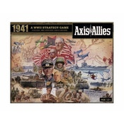 Axis and Allies 1941 Board Game [Damaged]