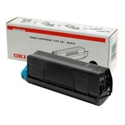 OKI 42127408 Toner black, 5K pages @ 5% coverage