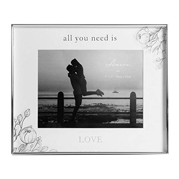 """8"""" x 6"""" - AMORE BY JULIANA? Floral Frame - All You Need..."""
