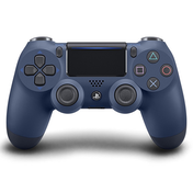 Official Sony Dualshock 4 Midnight Blue Edition V2 Controller PS4