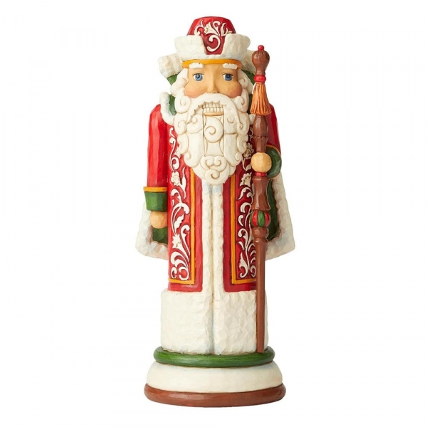 Merry In Moscow Russian Nutcracker Figurine