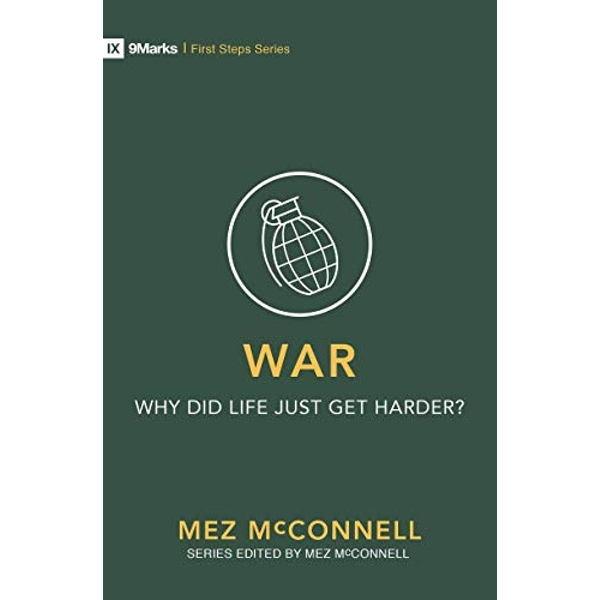 War - Why Did Life Just Get Harder?  Paperback / softback 2019