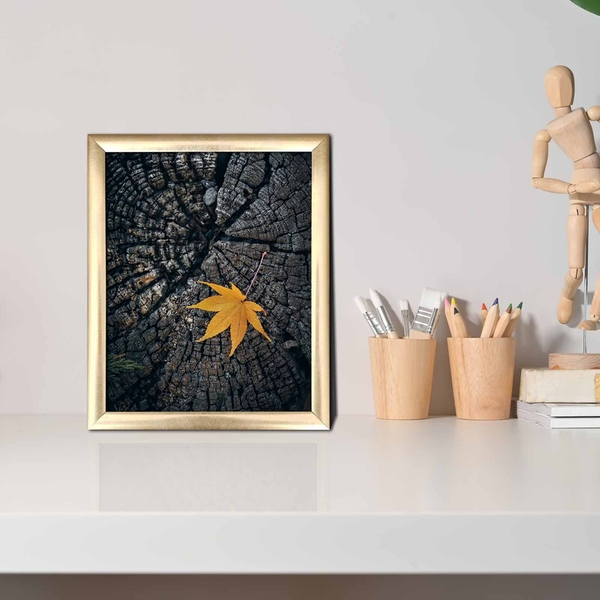 ACT-003 Multicolor Decorative Framed MDF Painting