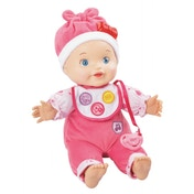 Vtech Little Love Baby Talk Interactive Doll