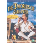 The 3 Worlds of Gulliver DVD
