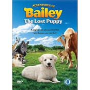 Adventures of Bailey The Lost Puppy DVD