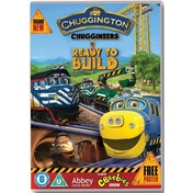 Chuggington: Chuggineers Ready to Build DVD