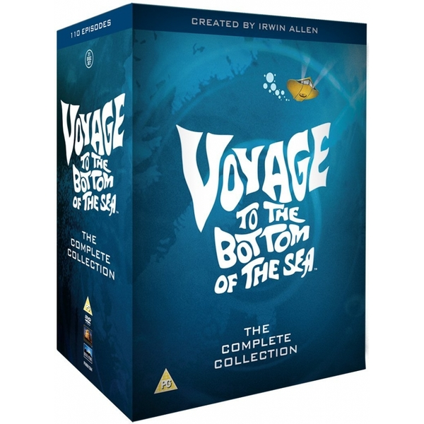 Voyage Bottom Of The Sea The Complete Collection DVD
