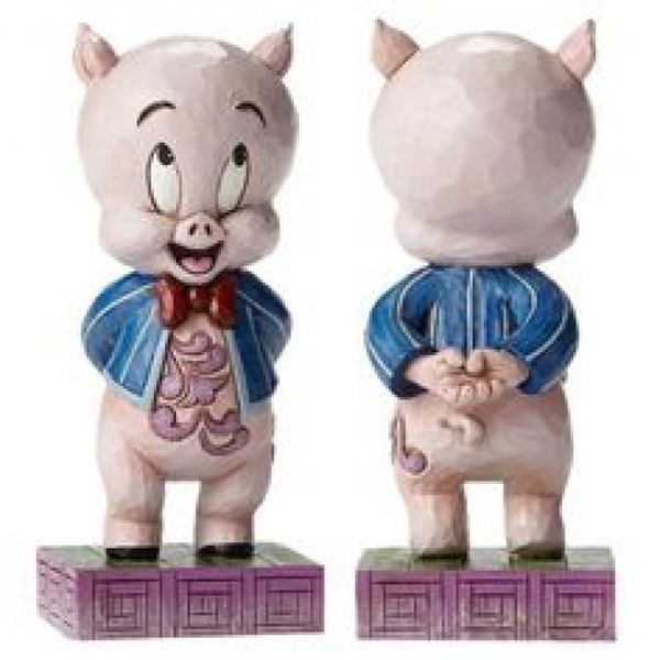 It's Porky (Porky Pig) Figurine - Image 2