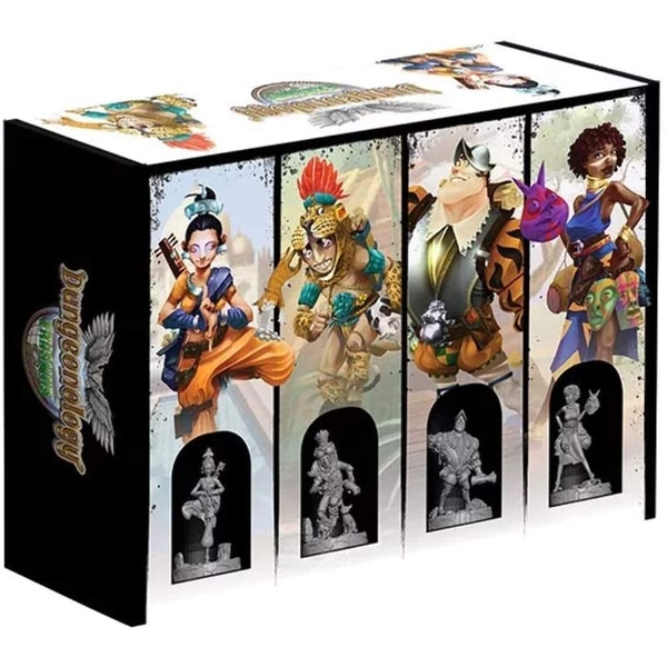 Dungeonology - The Expedition: Erasmus Expansion Box