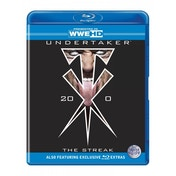 WWE - Undertaker: The Streak Blu-ray