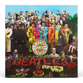 The Beatles – Sgt. Pepper's Lonely Hearts Club Band LP Vinyl