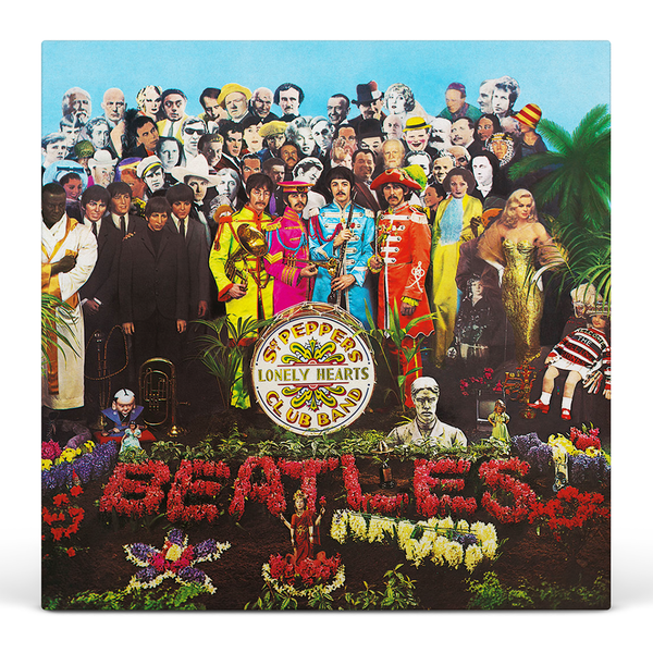 The Beatles Sgt. Pepper's Lonely Hearts Club Band LP Vinyl