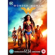 Wonder Woman DVD + Digital Download
