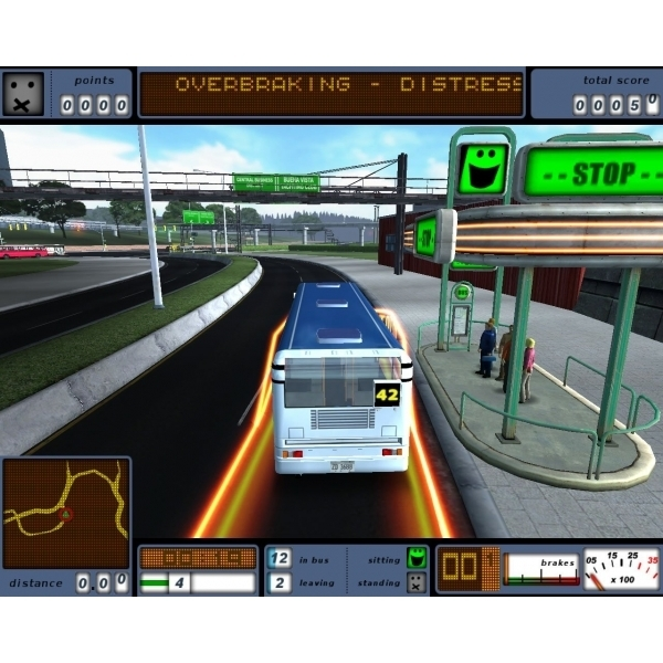 Bus Driving Double Pack PC CD Key Download for Excalibur - Image 4