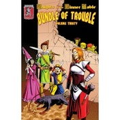 Knights Of The Dinner Table Bundle of Trouble 30