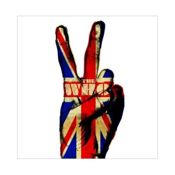 The Who - V Sign Greetings Card