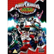 Power Rangers: Dino Super Charge Vol 1 - Roar (Episodes 1-10) DVD