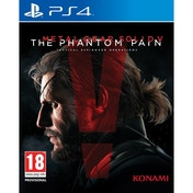 Metal Gear Solid V The Phantom Pain PS4 Game