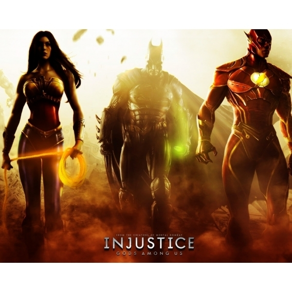Injustice Gods Among Us Ultimate Edition Game Of The Year (GOTY) Game PS4 - Image 2