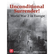 Unconditional Surrender! (2017 2nd Edition) Board Game