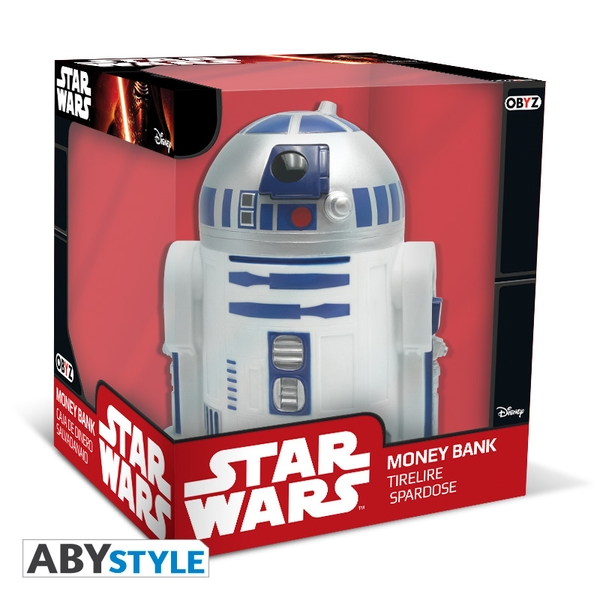 Star Wars Money Bank - R2D2
