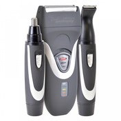 Lloytron H5901 Paul Anthony Shaver, Trimmer & Clipper Gift Kit UK Plug