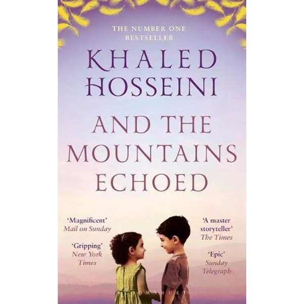 And the Mountains Echoed  Paperback 2018