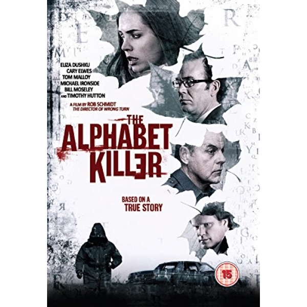 Alphabet Killer DVD